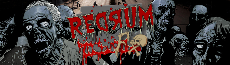The Official Store of RedЯum Haunted Houses